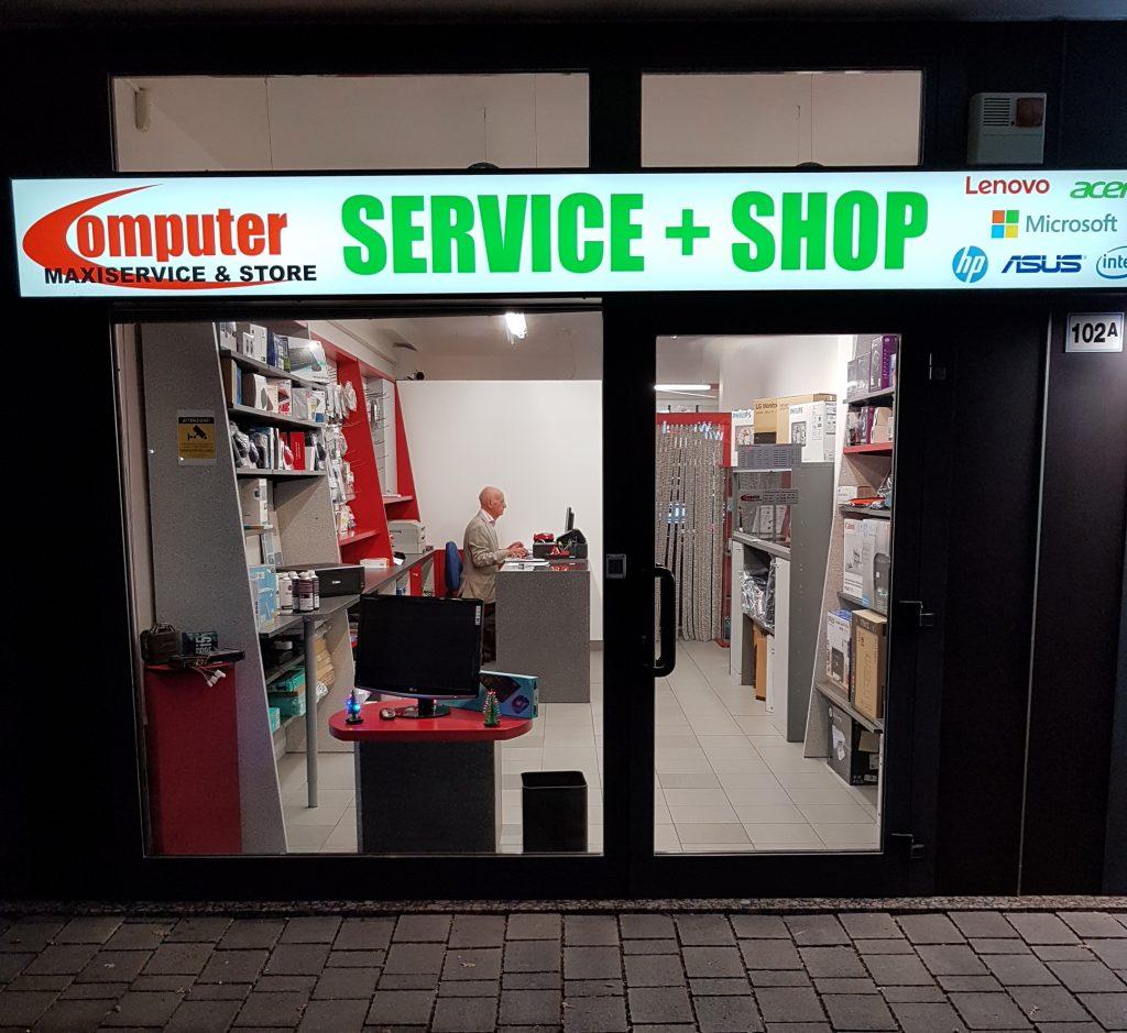 Computer Maxiservice & Store Bolzano - Bozen